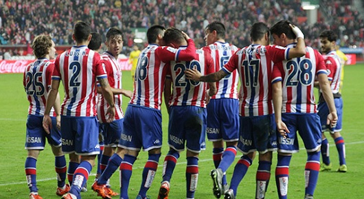 Sporting Gijon Team Football