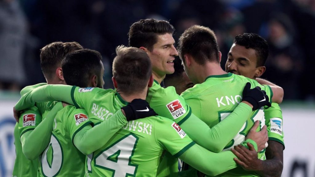 Wolfsburg Football Team