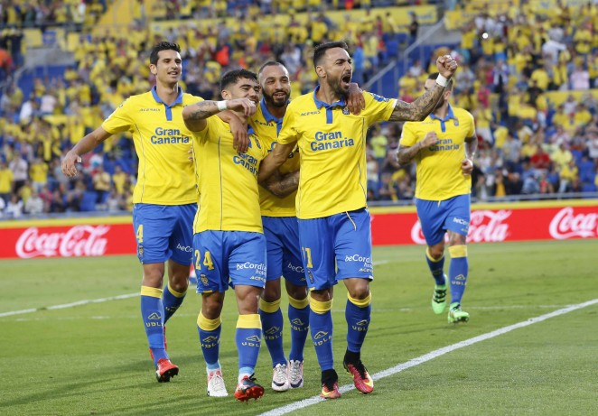 Las Palmas Team Football