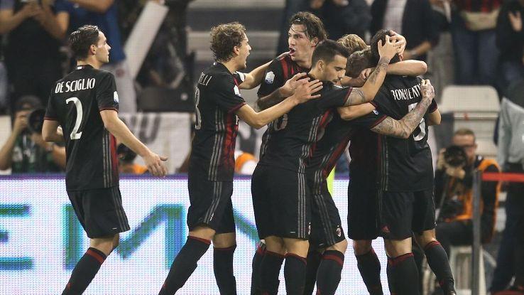 AC Milan Football Team
