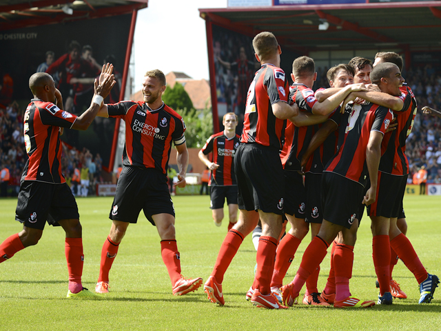 AFC Bournemouth Team Football