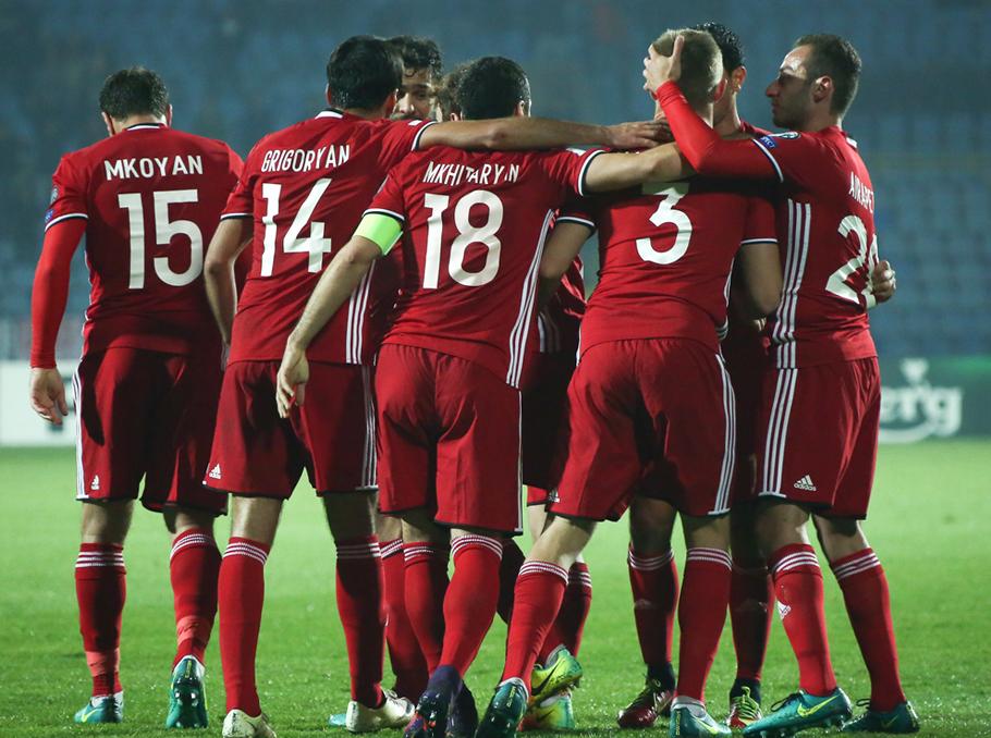 Armenia Football Team
