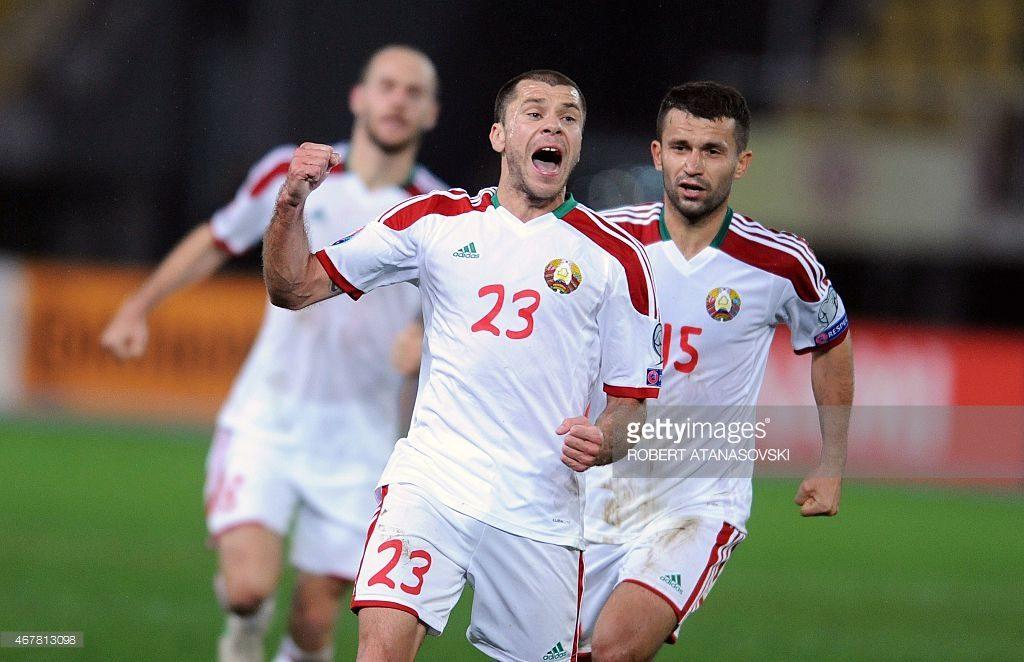 Belarus Football Team