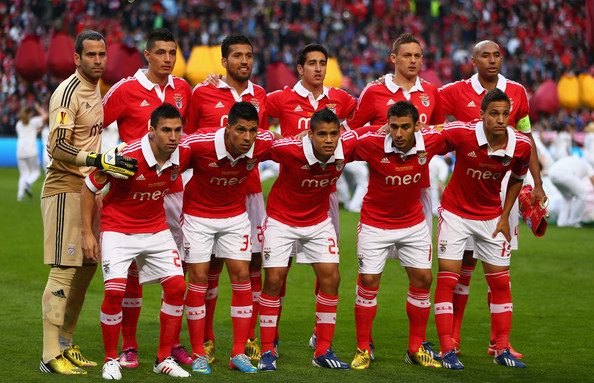 Benfica Team Football