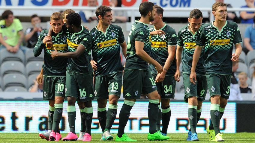 Broussia Monchengladbach Team Football