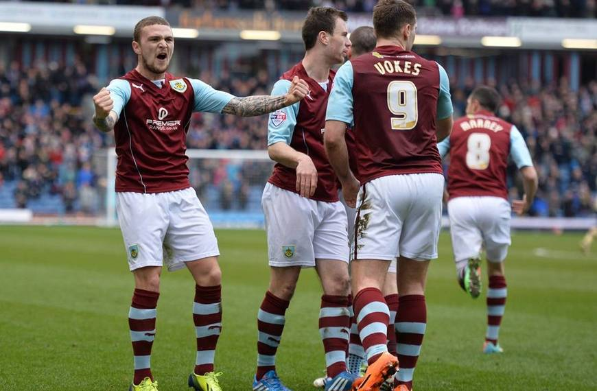Burnley Team Football
