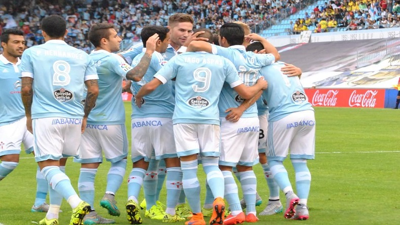 Celta Vigo Football Team