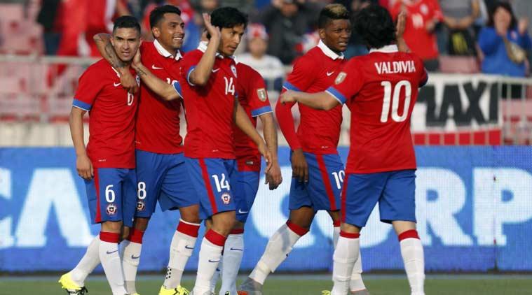 Chili Football Team