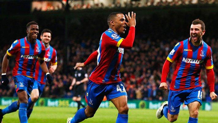 Crystal Palace Team Football
