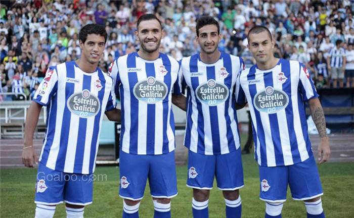 Deportivo La Coruna Team Football