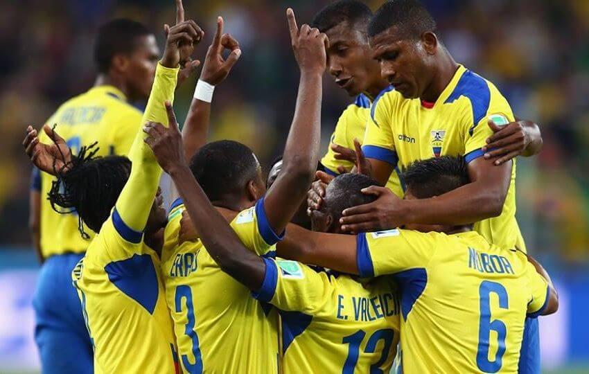 Ekuador Football Team