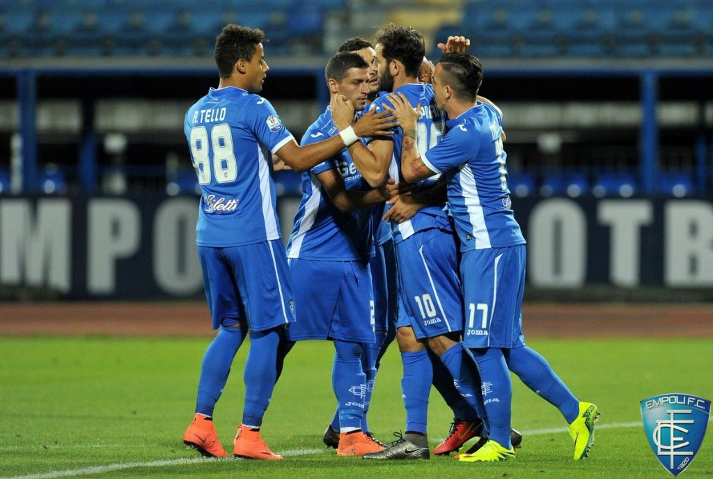 Empoli Football Team