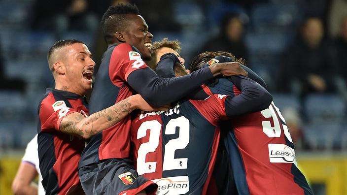 Genoa Football Team