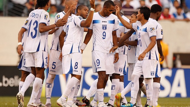Honduras Football Team