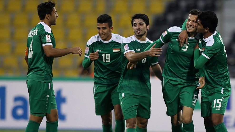 Irak Football Team