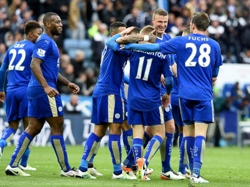 Leicester City Football Team