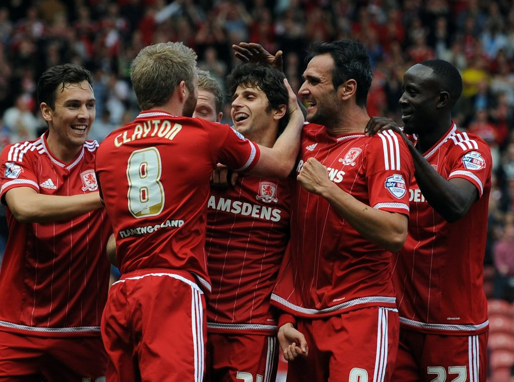 Middlesbrough Football Team