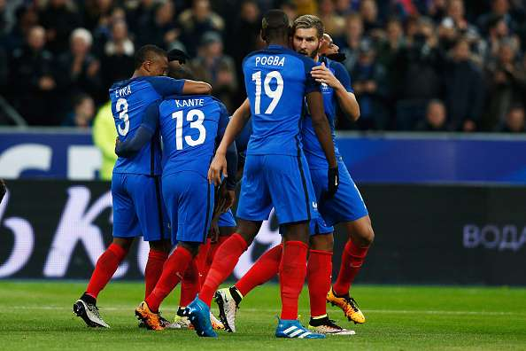 Prancis Football Team