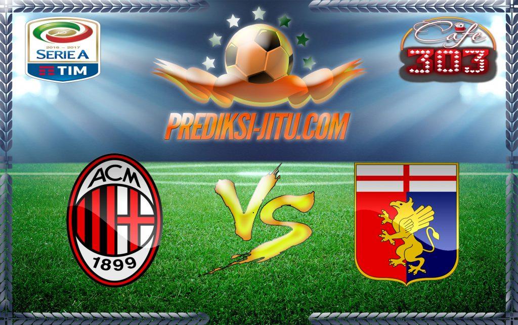 Prediksi Skor AC Milan Vs Genoa 19 Maret 2017