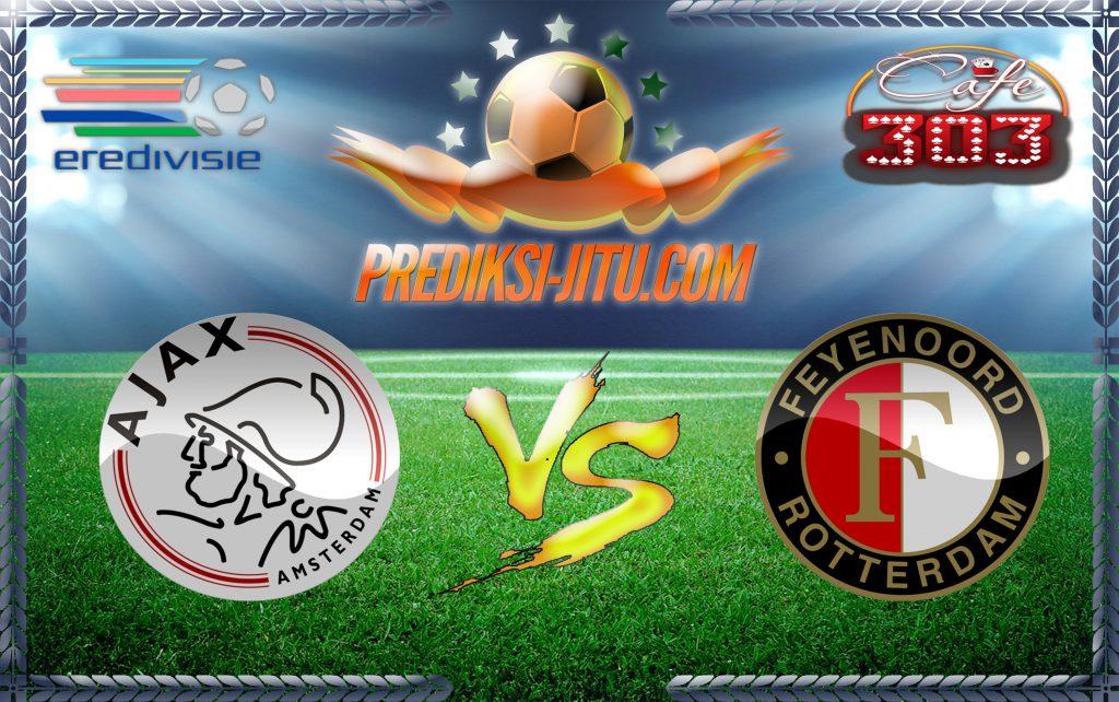 Prediksi Skor Ajax Vs Feyenoord 2 April 2017