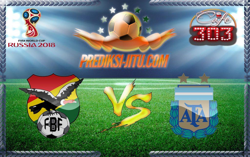 Prediksi Skor Bolivia Vs Argentina 29 Maret 2017