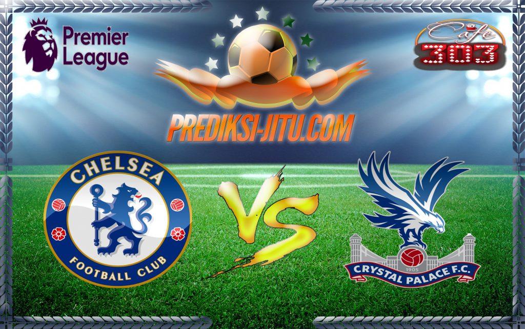 Prediksi Skor Chelsea Vs Crystal Palace 1 April 2017