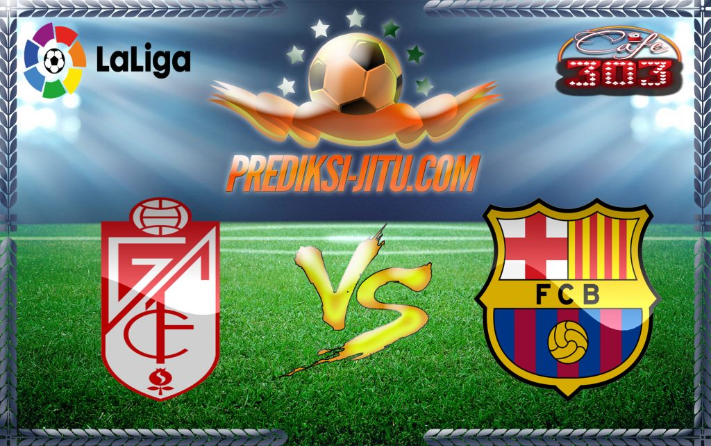 Prediksi Skor Granada Vs Barcelona 3 April 2017
