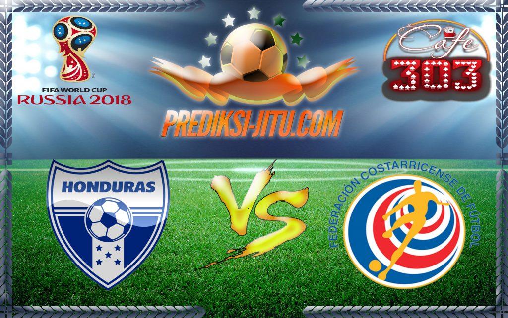 Prediksi Skor Honduras Vs Kosta rika 29 Maret 2017