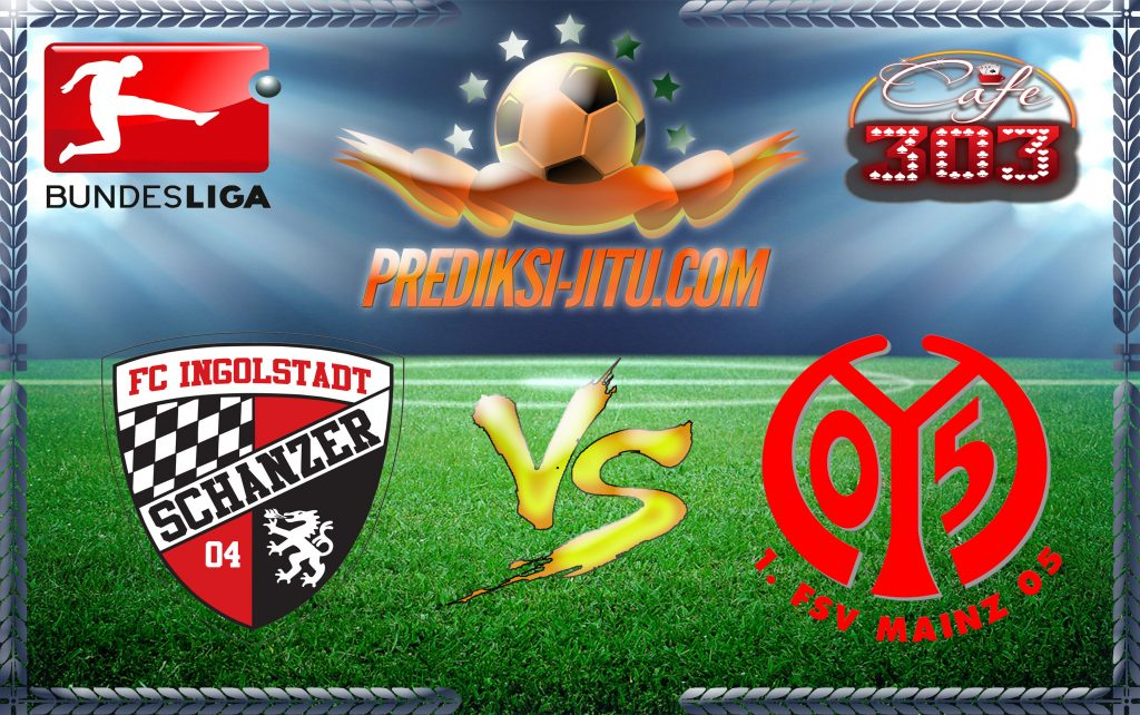 Prediksi Skor Ingolstadt Vs Mainz 05 2 April 2017
