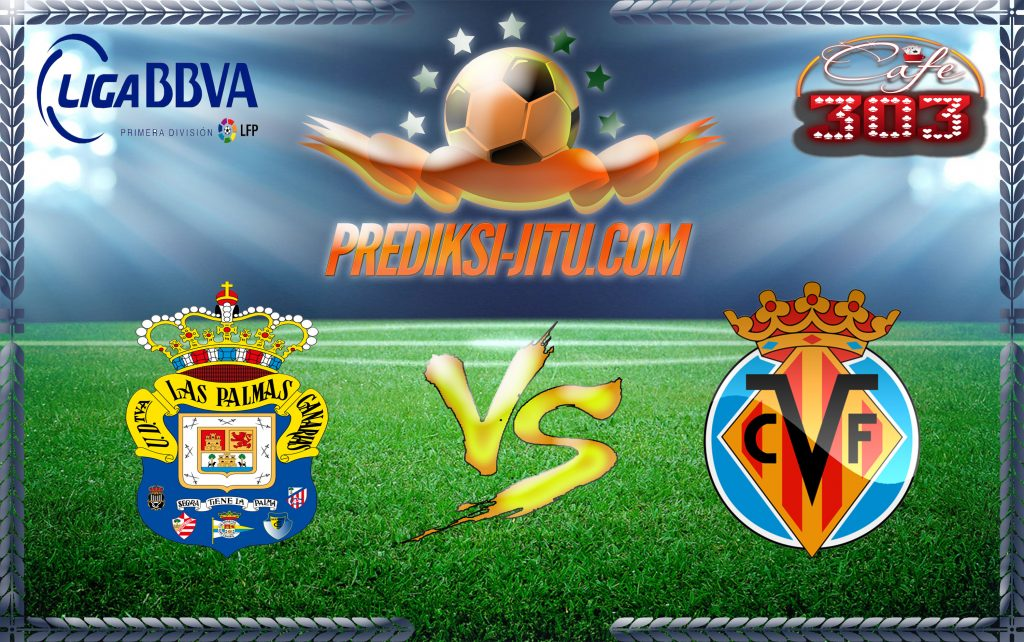 Prediksi Skor Las Palmas Vs Villarreal 18 Maret 2017