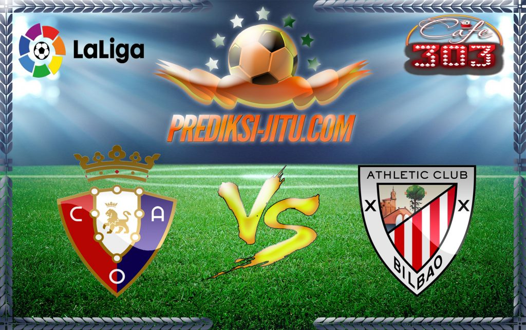 Prediksi Skor Osasuna Vs Athletic Bilbao 1 April 2017
