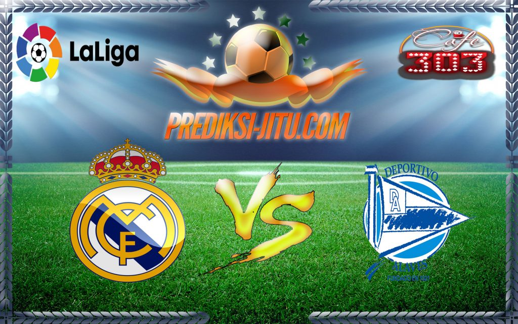 Prediksi Skor Real Madrid Vs Deportivo Alaves 2 April 2017