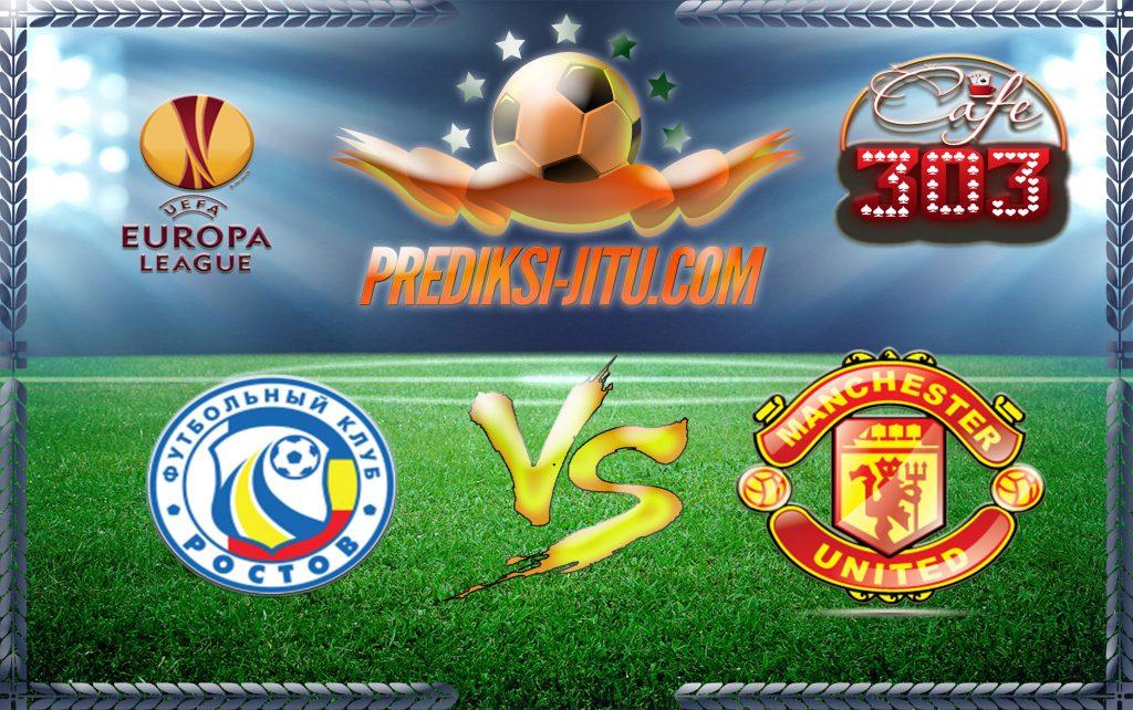 Prediksi Skor Rostov Vs Manchester United 10 Maret 2017