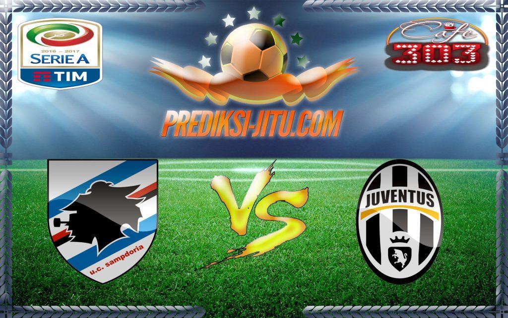 Prediksi Skor Sampdoria Vs Juventus 19 Maret 2017