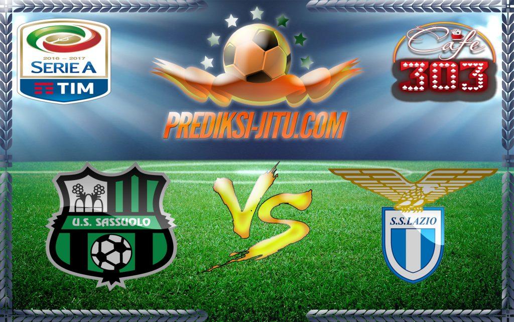 Prediksi Skor Sassuolo Vs Lazio 1 April 2017