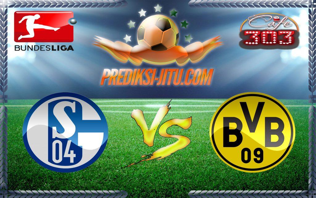 Prediksi Skor Schalke 04 Vs Borussia Dortmund 1 April 2017