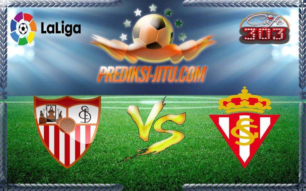 Prediksi Skor Sevilla Vs Sporting Gijon 2 April 2017