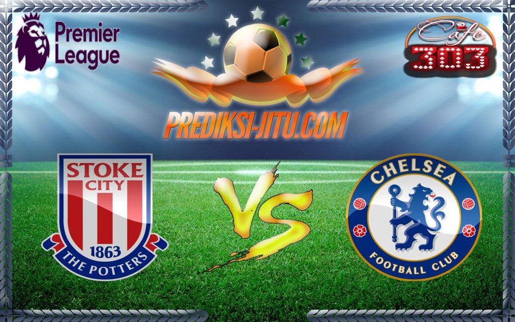 Prediksi Skor Stoke City Vs Chelsea 18 Maret 2017