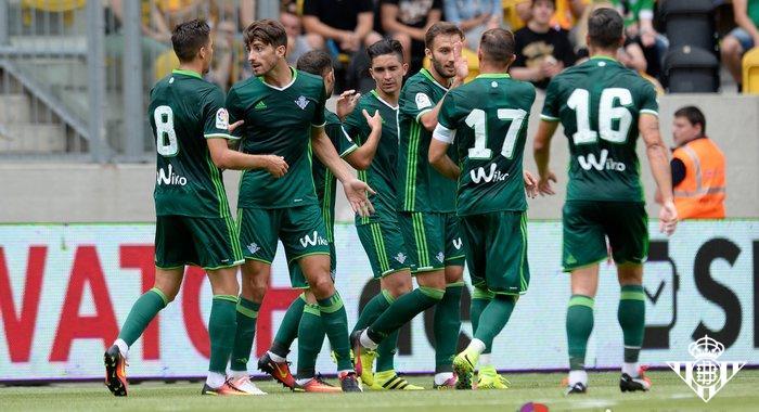 Real Betis Football Team