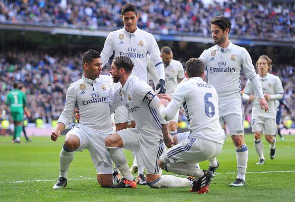 Real Madrid Football Team