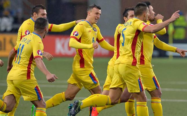 Rumania Football Team