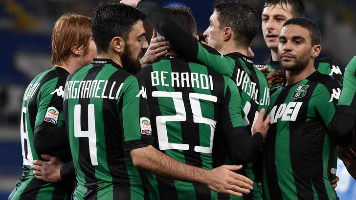Sassuolo Football Team