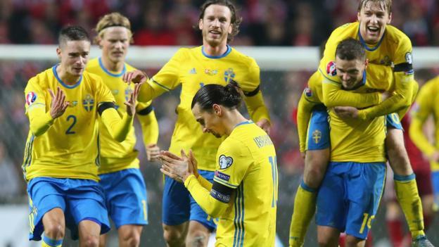 Swedia Football Team