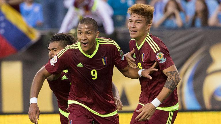 Venezuela Football Team