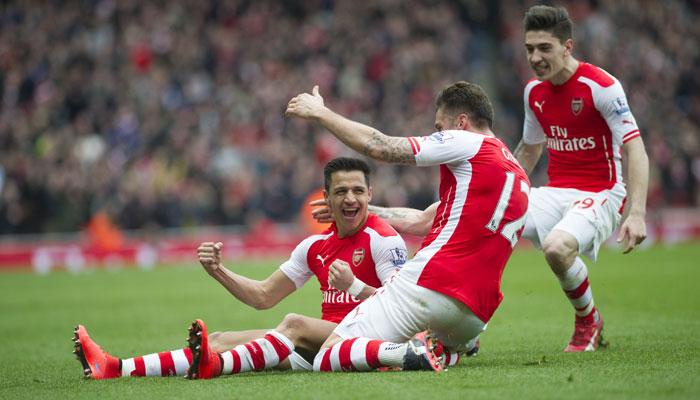 Arsenal Team Football