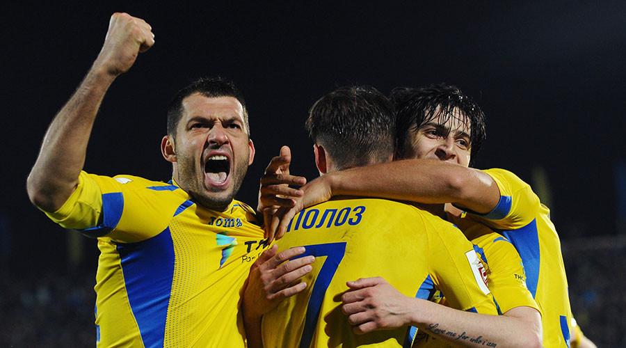 Rostov Team Football