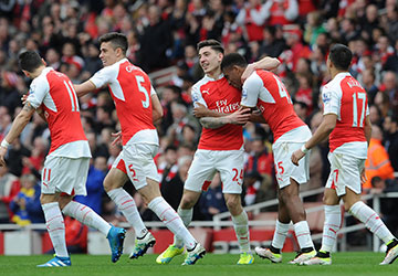 Arsenal Team Football