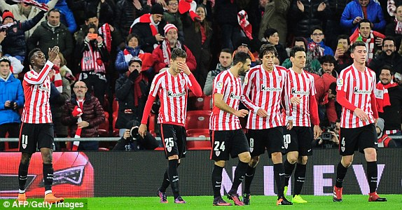 Athletic Bilbao Football Team