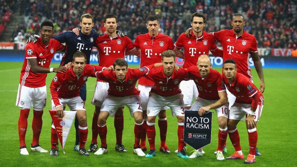 Prediksi Skor Bayern Munchen Vs Real Madrid 13 April 2017 ...