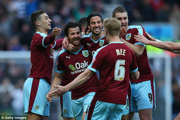 Burnley Football Team